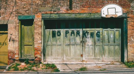 NO PARKING: THE ALLEYS AND GARAGES OF HUDSON | JANUARY 14-FEBRUARY 19 | OPENING RECEPTION JANUARY 14